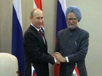 News video: India and Russia seal new defence deals